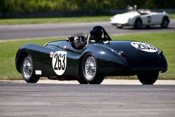 Thomas J. Jaycox Jr., 1954 Jaguar XK120