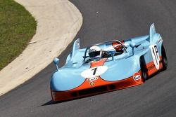 Roger Mandeville, 1972 Porsche 908/3
