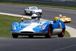 Graham Adelman, 1962 Lotus 23