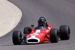 Bobby Brown, 1971 Brabham BT29