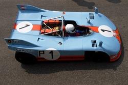 Роджер Мандевилль, Porsche 908/3 1972