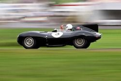 Daniel Ghose, 1955 jaguar D-Type