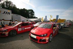 Volkswagen Scirocco R-Cup: Anthony Hamilton