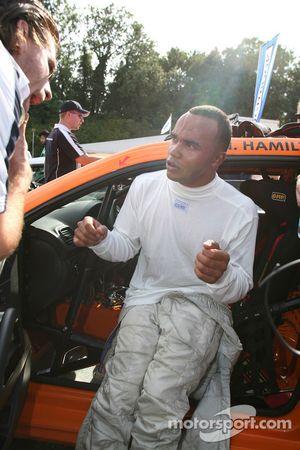 Volkswagen Scirocco R-Cup: Nicolas Hamilton