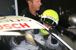Ralf Schumacher, Team HWA AMG Mercedes, AMG Mercedes C-Klasse