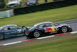 Mattias Ekström, Audi Sport Team Abt Sportsline, Audi A4 DTM and Christian Vietoris, Persson Motorsp