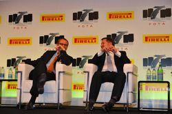 FOTA taraftarları Forum 2011, Milano: Stefano Domenicali, Takım Patronu Scuderia Ferrari ve Paul Hem