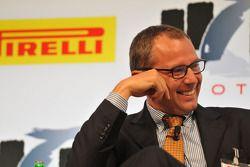 FOTA taraftarları Forum 2011, Milano: Stefano Domenicali, Takım Patronu Scuderia Ferrari