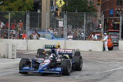 Thomas Scheckter, SH Racing/Dreyer & Reinbold Racing