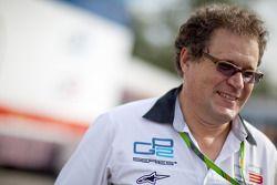 Didier Perrin, GP2/GP3 Technical Director