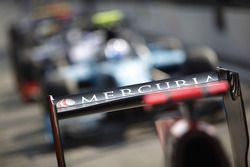 Romain Grosjean rear wing