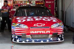 La voiture de Tony Stewart, Stewart-Haas Racing Chevrolet