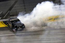 Brian Scott crashes