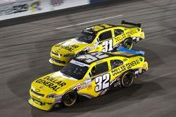 Reed Sorenson and Justin Allgaier