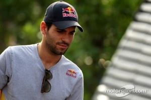 Pirelli test driverJaime Alguersuari