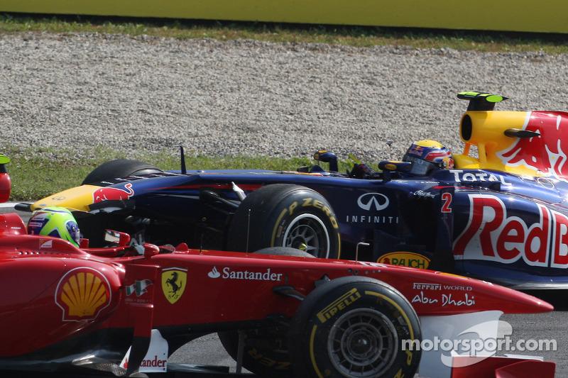 2011 - F1 chez Red Bull