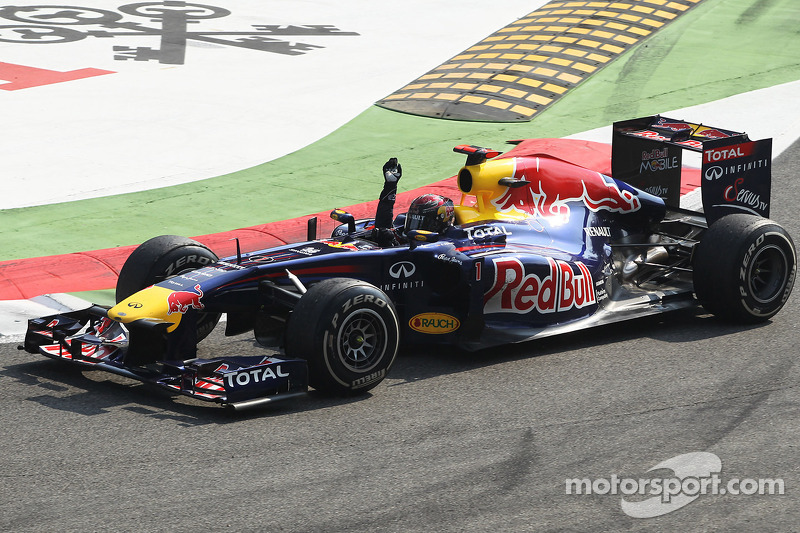 2011 Sebastian Vettel, Red Bull Racing