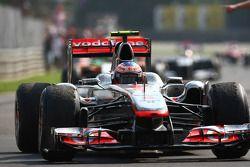 2. Jenson Button, McLaren Mercedes