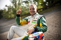 Чемпион GP3 сезона-2011 Валттери Боттас