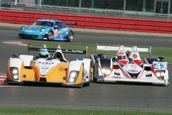 #95 Pegasus Racing Formula Le Mans - Oreca - 09: Mirco Schultis, Patrick Simon, Julien Schell #43 RLR msport MG Lola EX265-AER: Barry Gates, Rob Garofall, Warren Hughes