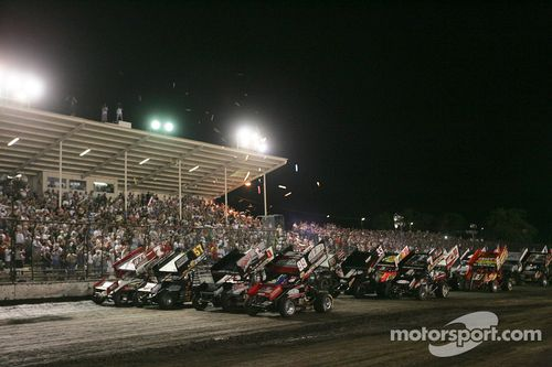 Silver Dollar Speedway