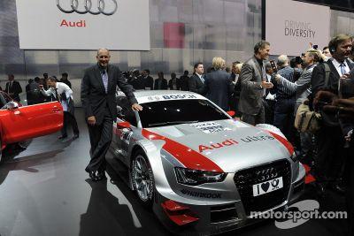Audi A5 DTM presentation