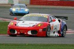#82 CRS Racing Ferrari F430: Klaas Hummel, Adam Christodoulou, Phil Quaife