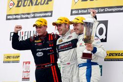 Podium: 1ste Tom Boardman, 2de Rob Collard, 3de Frank Wrathall
