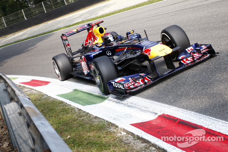 2011: Себастьян Феттель, Red Bull-Renault RB7