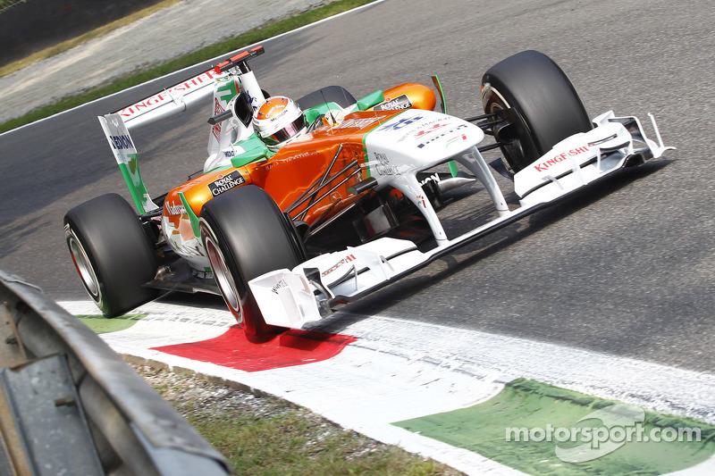 Force India VJM04 (2011)
