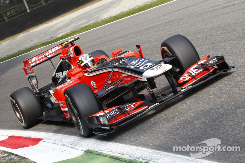 Jerome D'Ambrosio - 20 GPs