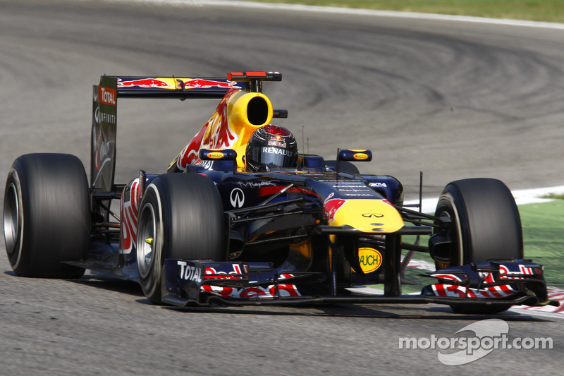 Red Bull RB7 - 12 victorias