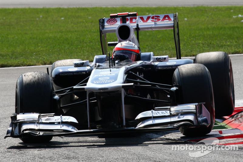Mais GPs disputados: Rubens Barrichello (322 largadas)