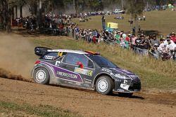 Peter van Merksteijn en Eddy Chevaillier, Citroën DS3 WRC