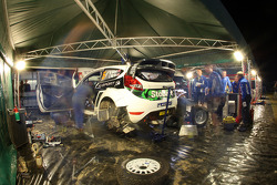 M-Sport Stobart Ford World Rally Team