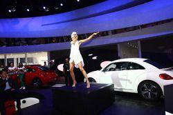 Volkswagen stand