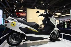 Suzuki Burgman Fuel Cell Scooter