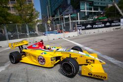 Gustavo Yacaman, Team Moore Racing