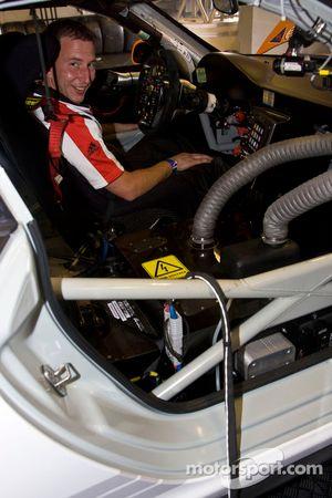 Vliegwiel hybridesysteem #911 Porsche Motorpsorts North America Porsche GT3R Hybrid: Romain Dumas, R