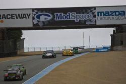 Alex Job Racing Porsche 911 GT3 Cup : Bill Sweedler, Brian Wong, Shane Lewis