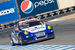 #32 GMG Racing Porsche 911 GT3 Cup James Sofronas, Alex Welch