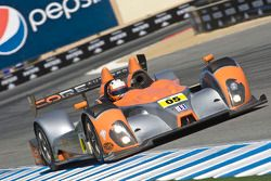 #05 Core Autosport Oreca FLM09: Jon Bennett, Frankie Montecalvo, Andy Wallace