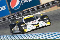 #20 Oryx Dyson Racing Lola B09/86 Mazda: Butch Leitzinger, Humaid Al Masaood, Steven Kane