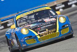 #68 TRG Porsche 911 GT3 Cup: Kevin Buckler, Emilio Di Guida, Dion von Moltke