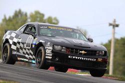 #00 CKS Autosport Camaro GS.R: Eric Curran, Ashley McCalmont