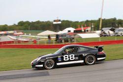 #88 Ranger Sports Racing Porsche 997: Marcelo Abello, Fraser Wellon