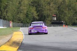 #82 Dick Greer Racing Porsche GT3: John Fergus, Dick Greer
