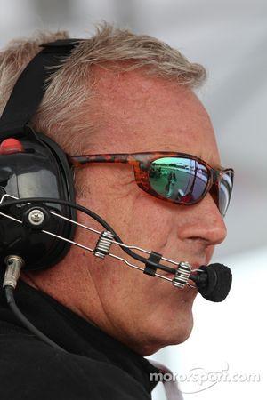 #59 Brumos Racing Porsche GT3: Hurley Haywood