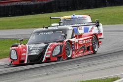 #77 Doran Racing Ford Dallara: Brian Frisselle, Burt Frisselle