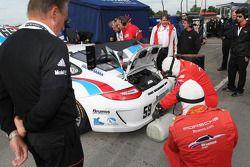#59 Brumos Racing Porsche GT3